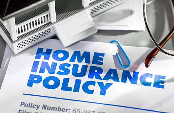 Home Insurance Coverage policy